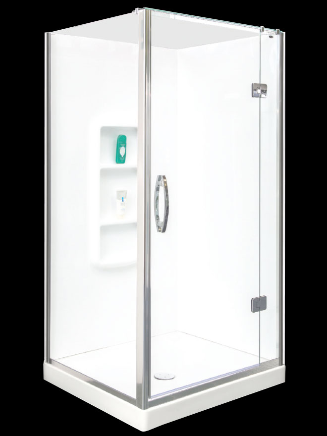Product range premiere showers for Solid glass shower doors