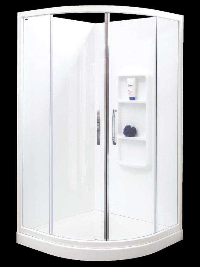 Denver Shower (Sliding Doors)