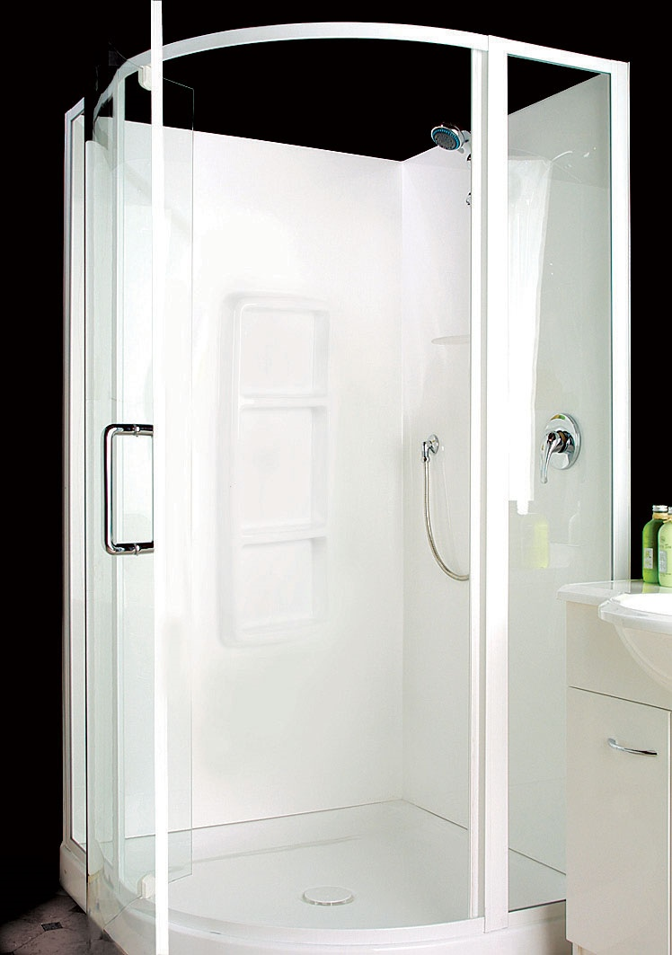 Florida Range Moulded Liners Premiere Showers