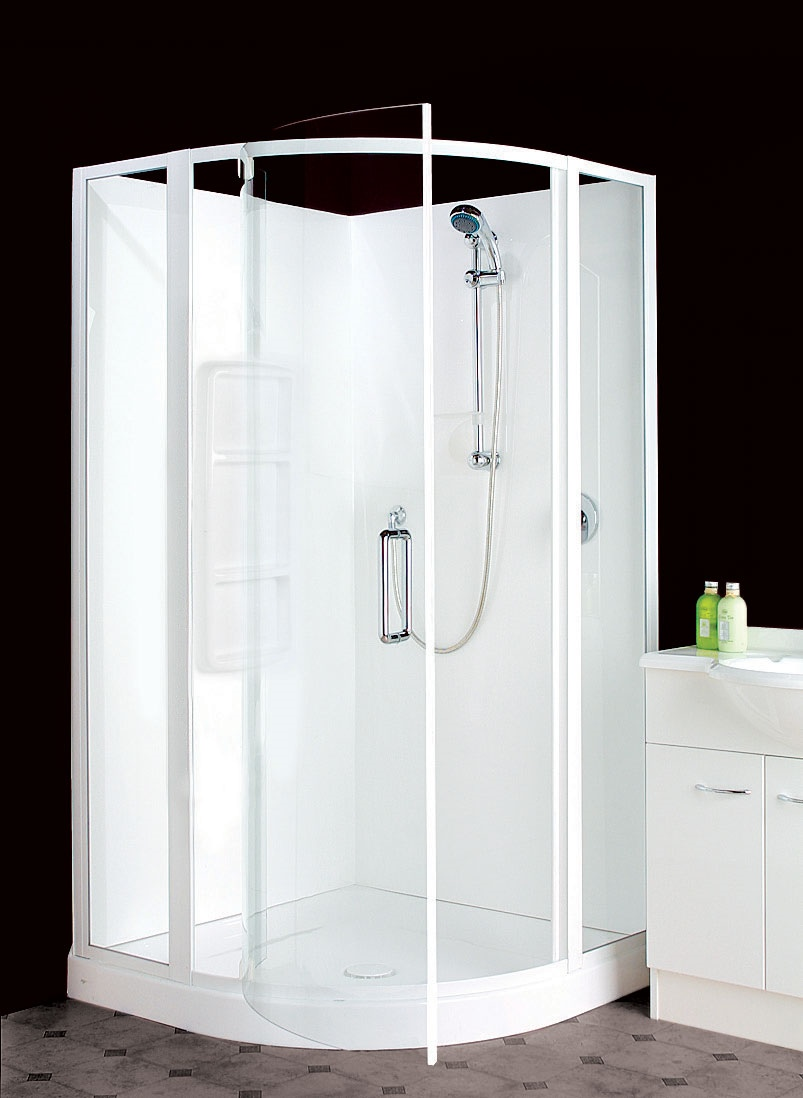 Florida Range Moulded Liners Premiere Showers